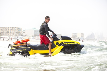 Quadski SAR technical